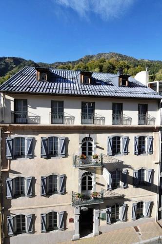 La Montagne Fleurie - Hotel - Barèges