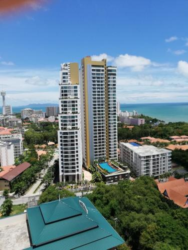 The Peak Towers sea view apartments The Peak Towers sea view apartments