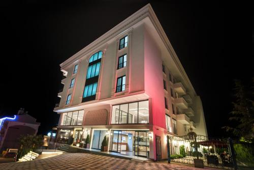 Trabzon White House Hotel tatil