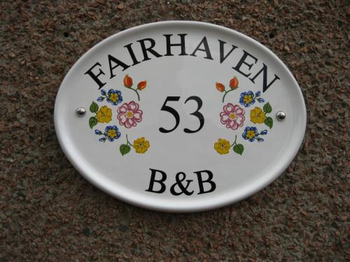 Fairhaven B&B