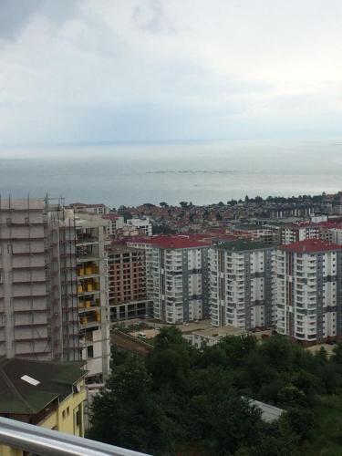 Trabzon New 3 BR See view apartment online rezervasyon