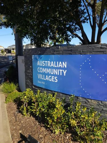 . Australian Community Villages