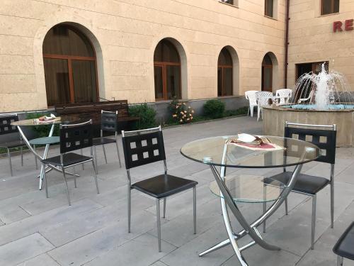 Armenia Vansevan Hotel
