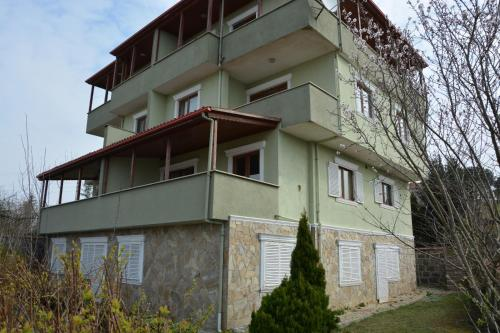 Trabzon villa bulak harita
