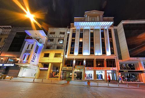 Istanbul Samir Deluxe Hotel adres