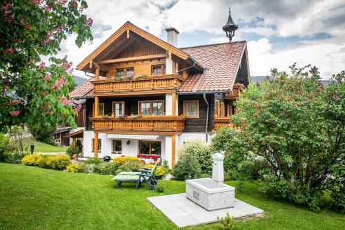 Ferienhof Nasnergut - Hotel - Radstadt