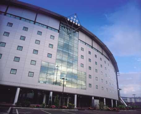 Bolton Whites Hotel, Horwich