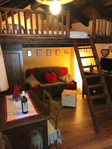 La Maisonnette en Val Ferret Courmayeur