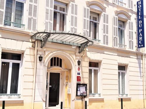 Hotel du Parc - Hôtel - Hyères