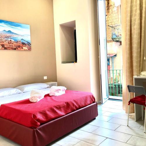 Hotel-overnachting met je hond in Vesuvius Terminal - Napels - Centraal Station Napels