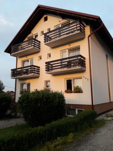 Hotel-overnachting met je hond in M&N Zafran - Grabovac