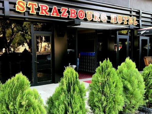 Ankara Strazburg Hotel yol tarifi