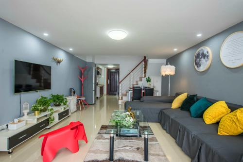 Little Happiness Boutique Apartment Hotel photo 81