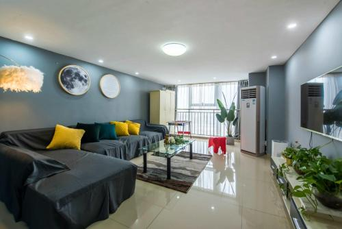 Little Happiness Boutique Apartment Hotel photo 84