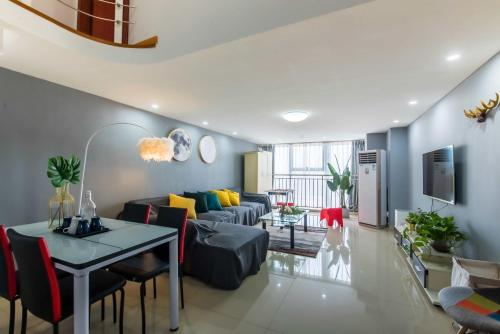 Little Happiness Boutique Apartment Hotel photo 87