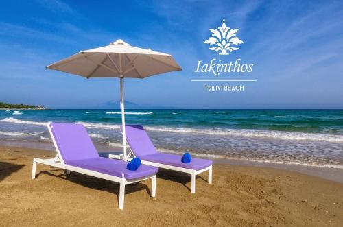 . Iakinthos, Tsilivi Beach