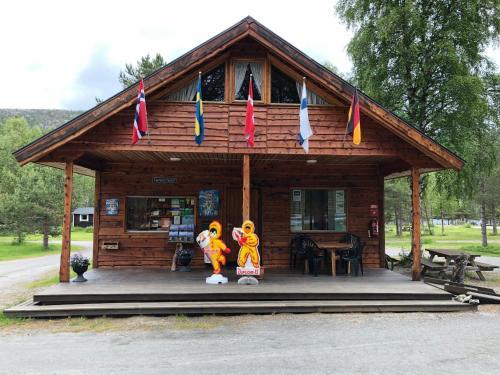 Hotel-overnachting met je hond in Tommerneset Camping - Innhavet