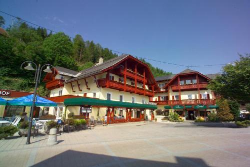 Landhotel Kreinerhof, Pension in Möllbrücke
