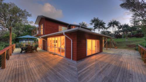 . Ball Bay House - Norfolk Island Holiday Homes