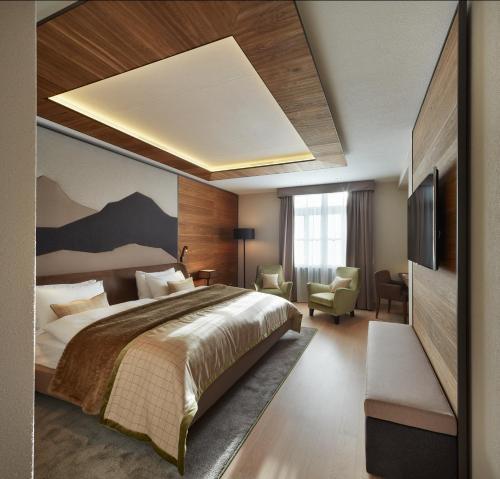 Kempinski Residences St. Moritz - Hotel
