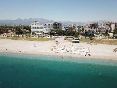 Antalya Acropol Beach Hotel tatil