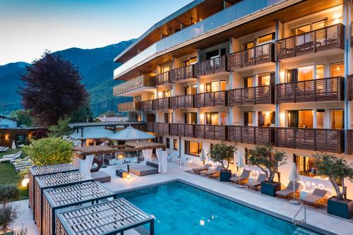 Hotel Paradies - Family & Spa - Laces