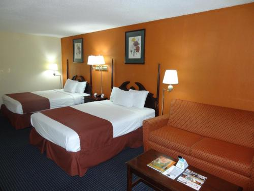 Red Carpet Inn - Newark Airport - Irvington, NJ 07111