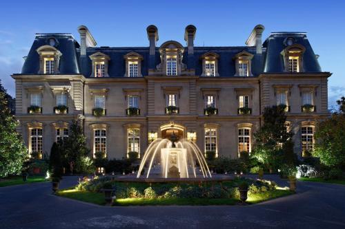 Saint James Paris - Hôtel - Paris