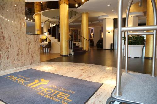 Park Hotel am Berliner Tor impression