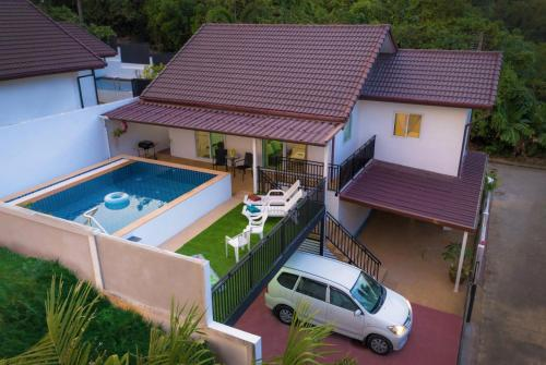 Two bedroom pool villa Two bedroom pool villa