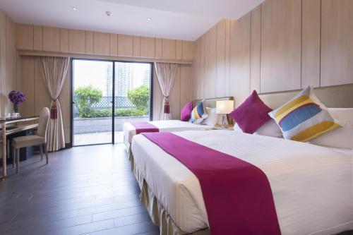Noah's Ark Resort værelse billeder
