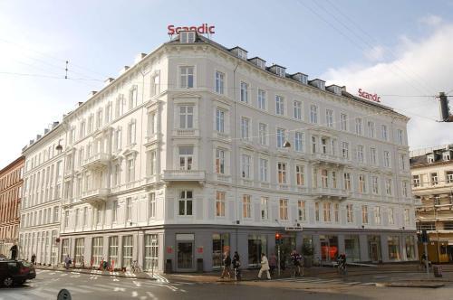 Scandic Webers, Pension in Kopenhagen