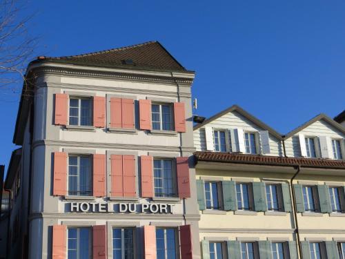 Hôtel du Port, 1006 Lausanne