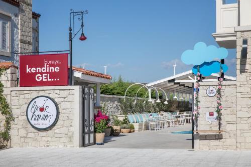 Izmir Likör Hanım Butik Otel online rezervasyon