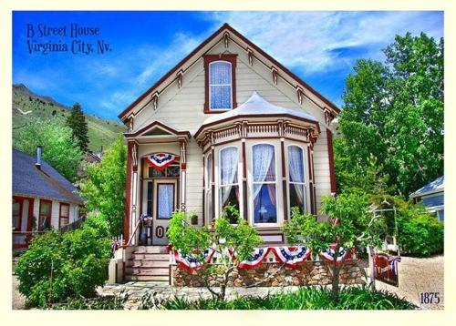 B Street House Bed and Breakfast, Storey