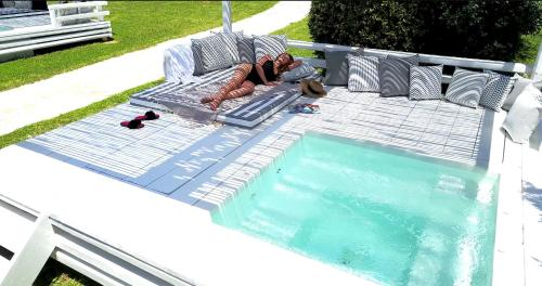 OW Andros Luxury Suites - Hotel - Gavrion