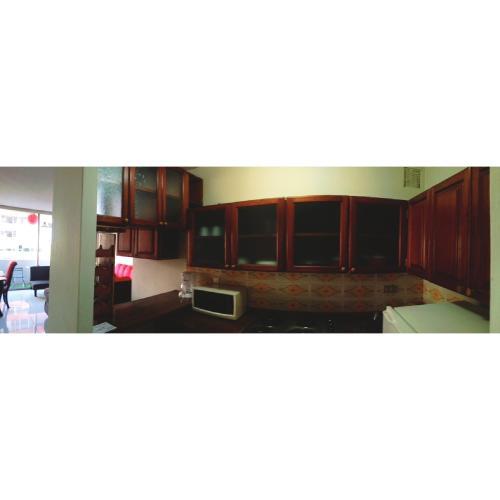 Apartment business/airport area Guatemala City rom bilder