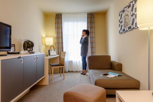 Mercure Hotel Berlin City West photo 18