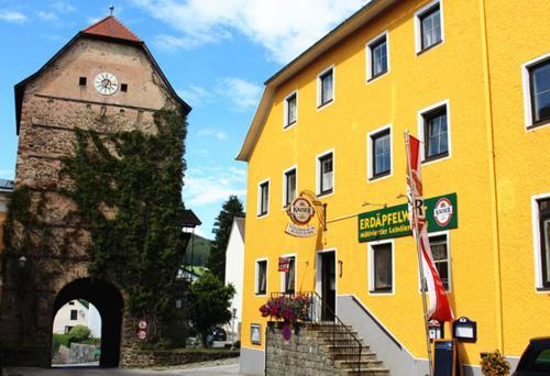 . Gasthof 'Zum alten Turm'