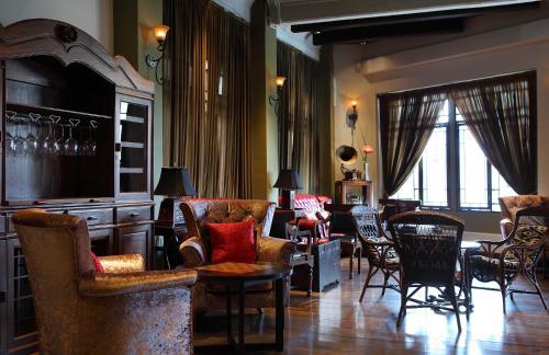 Shanghai Mansion Bangkok photo 21