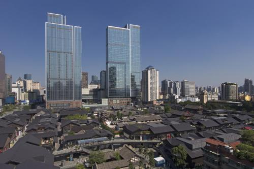 Tower 3, IFS, No.1, Section 3, Hongxing Road, Jinjiang District, Chengdu, 610021, China.