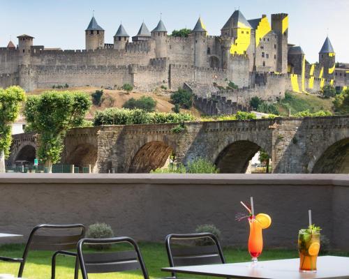SOWELL HOTELS Les Chevaliers - Hôtel - Carcassonne