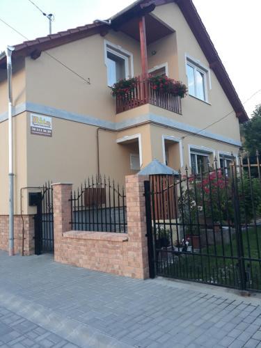 Hotel-overnachting met je hond in Rita Apartman - Bogács