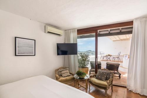 Suite with Private Terrace Hotel Boutique Torre del Canonigo 3