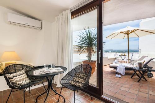 Suite mit eigener Terrasse Hotel La Torre del Canonigo 6