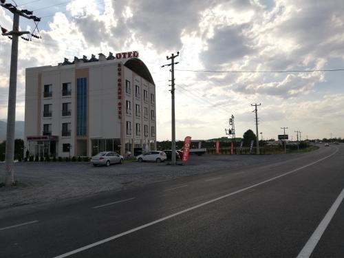 Sultandağı ege grand otel indirim kuponu