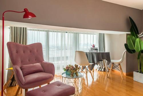 Little Happiness Boutique Apartment Hotel photo 90