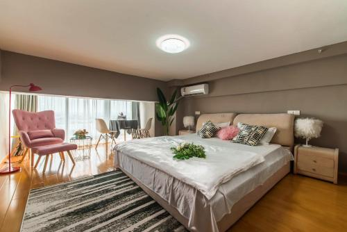 Little Happiness Boutique Apartment Hotel photo 92
