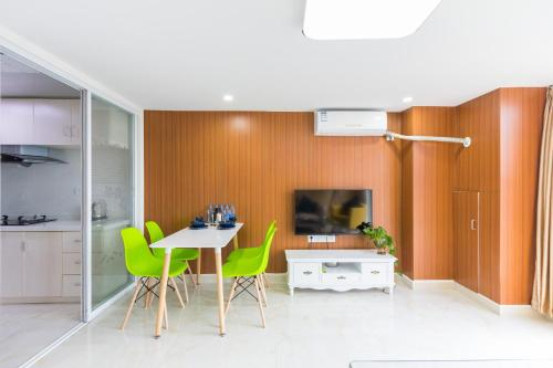 Little Happiness Boutique Apartment Hotel photo 115