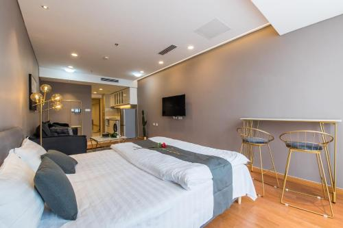 Little Happiness Boutique Apartment Hotel photo 124